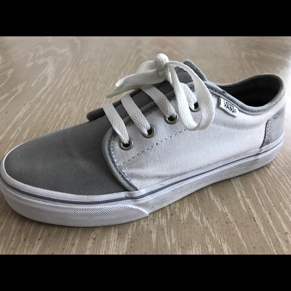 vans shoes kids size 5